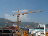 Korean customer places an order for two large Liebherr cranes with 3,150 mt and 4,000 mt load moment