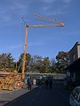Demo - action of fast-erecting crane Liebherr 20 H