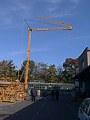 Demo - action of fast-erecting crane Liebherr 20 H