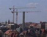 Stavba Korunní dvůr