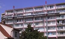Fasáda panelových domů - Neratovice