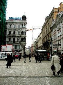 Polyfunkční objekt ul. 28. října - Praha 1
