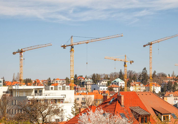 LIEBHERR Building Tower Cranes