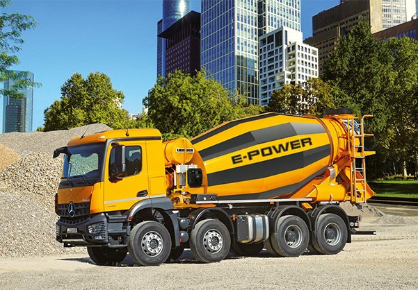 Liebherr mixing technology